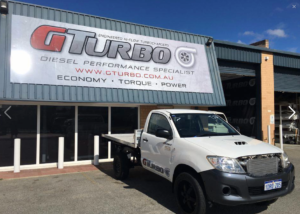 GTurbo Hilux (GLux) 1KD Drag Race 1/4mile | GTurbo